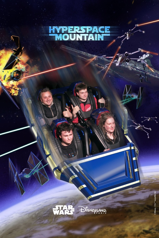 Hyperspace Mountain @ DLP